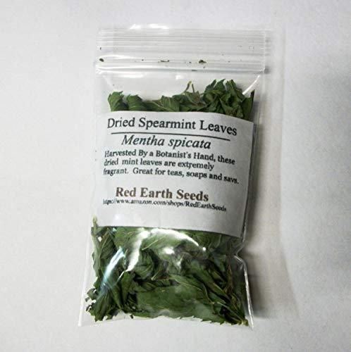 Dried Spearmint Leaves - Mentha...