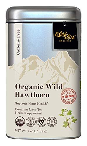Hawthorn Tea - Organic Loose Leaf...