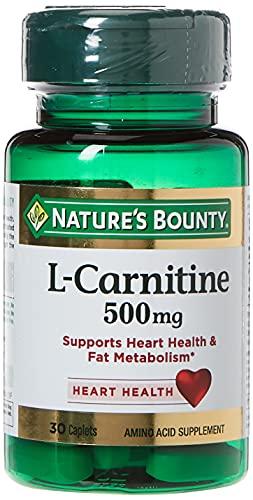 Nature's Bounty® L-Carnitine 500...
