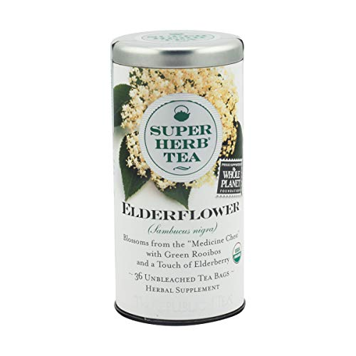 REPUBLIC OF TEA Organic Elderflower...