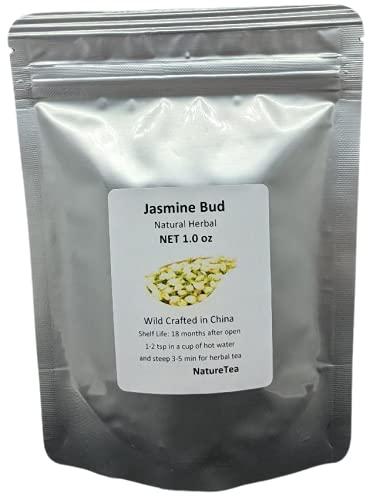 Jasmine Buds - 1 oz (28g) - Dried...
