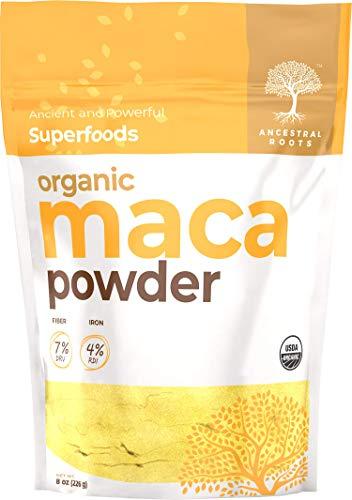 Ancestral Roots Organic Maca Powder...