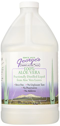 George's Aloe Vera Supplement, 64...