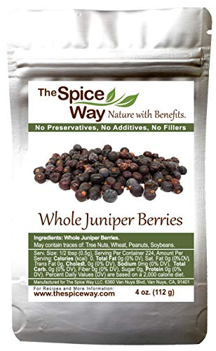 The Spice Way Juniper Berries -...
