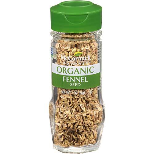 McCormick Gourmet Organic Fennel...