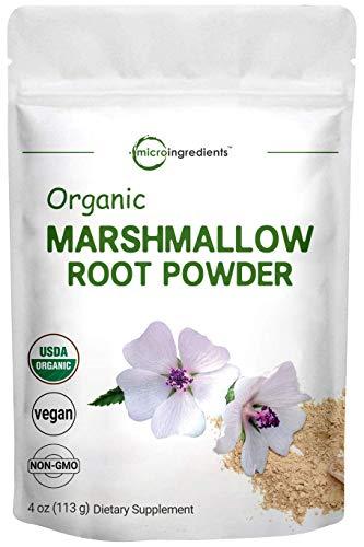 Pure USDA Organic Marshmallow Root...