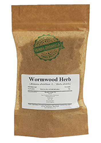 Herba Organica - Wormwood Herb -...