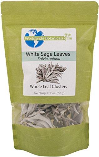 Worldwide Botanicals White Sage –...