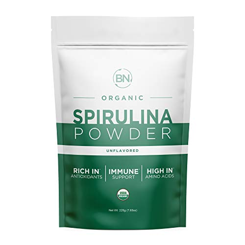 Spirulina Powder Organic - USDA...