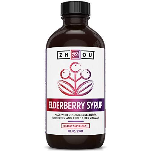 Zhou Elderberry Syrup   Immune...