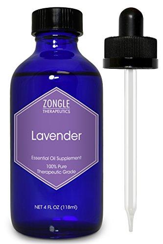 Zongle Lavender Essential Oil,...