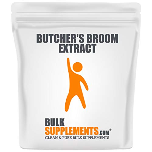 BulkSupplements.com Butcher's Broom...