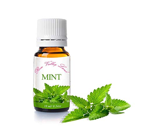 Mint Essential Oil - Refreshes and...