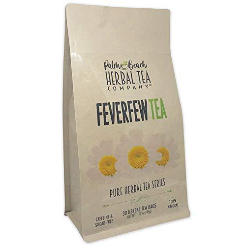 Feverfew Tea - Pure Herbal Tea...