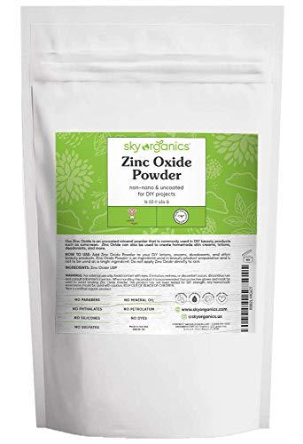 Zinc Oxide Powder by Sky Organics...