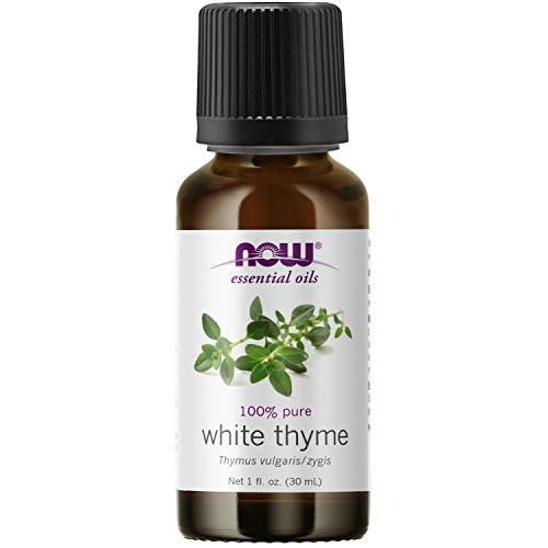 NOW Essential Oils, White Thyme...