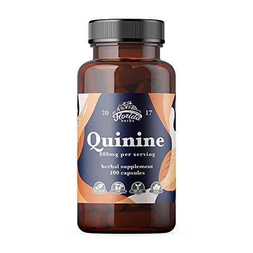 Quinine Capsules 800mg, Cinchona...