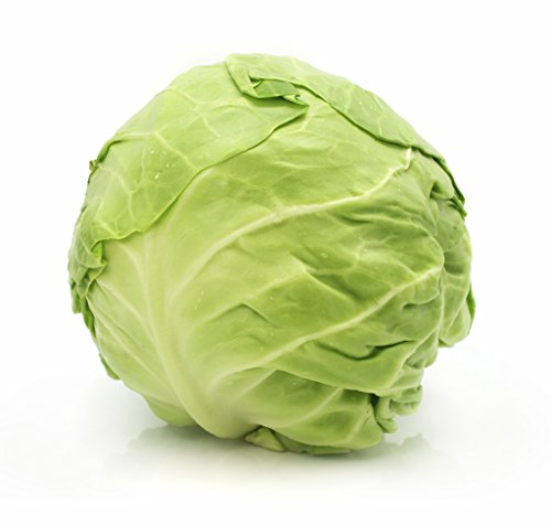 Green Cabbage, Locally Grown, 1...