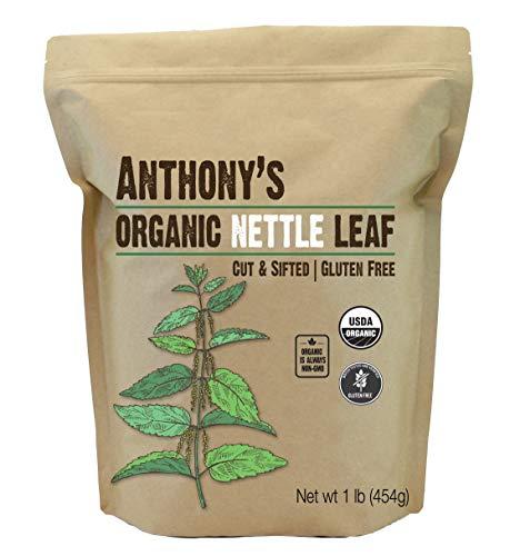 Anthony's Organic Nettle Leaf, 1...