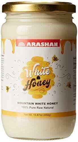 Arashan White Honey – Raw...