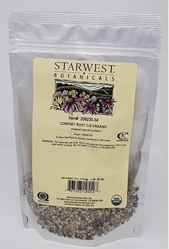 Comfrey Root Pwd Organic -...