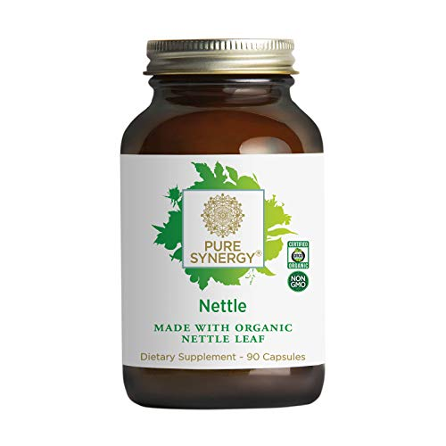 Pure Synergy Nettle | 90 Capsules |...