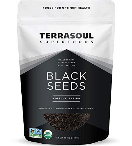 Terrasoul Superfoods Organic Black...