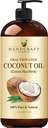 Fractionated Coconut Oil – 100%...