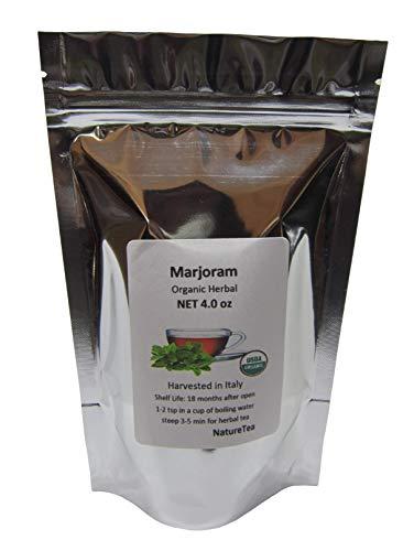 Organic Marjoram Leaf - Origanum...