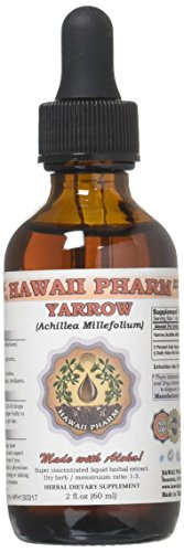 Yarrow Alcohol-Free Liquid Extract,...
