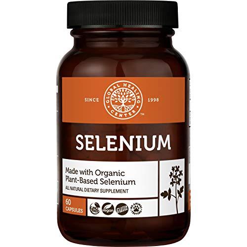 Global Healing Selenium 200mcg with...