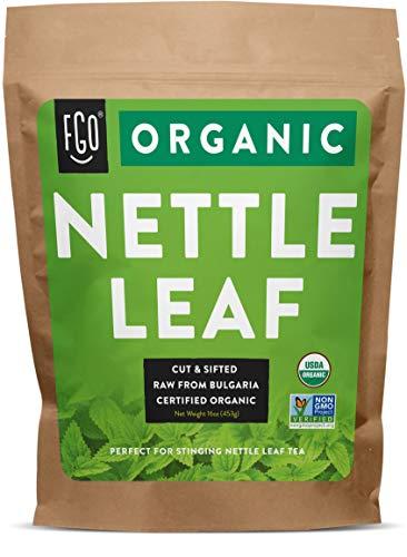 Organic Nettle Leaf | Herbal Tea...