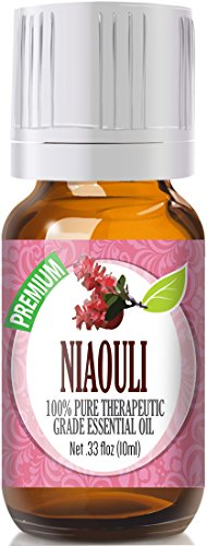Niaouli Essential Oil - 100% Pure...