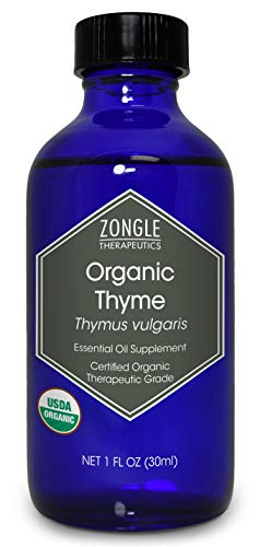 Zongle USDA Certified Organic Thyme...