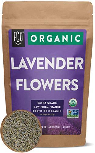 Organic Lavender Flowers Dried |...