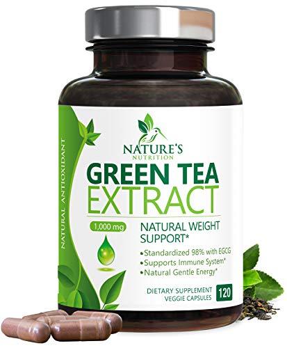 Green Tea Extract 98% Standardized...