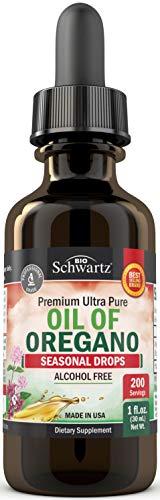 Oregano Oil - Premium Ultra Pure...