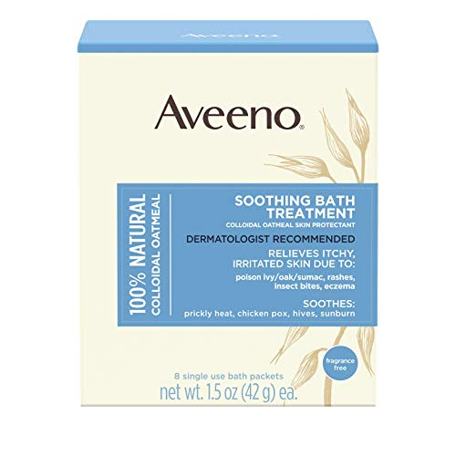Aveeno Soothing Bath Treatment with...