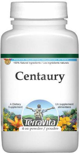 Centaury Powder (4 oz, ZIN: 513804)
