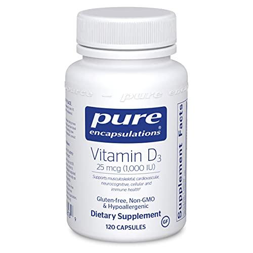 Pure Encapsulations Vitamin D3 25...