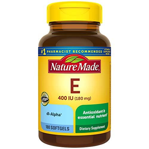 Nature Made Vitamin E 180 mg (400...
