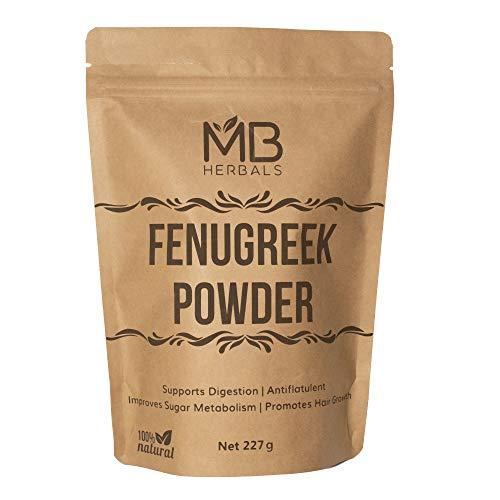 MB Herbals Fenugreek Seeds Powder...