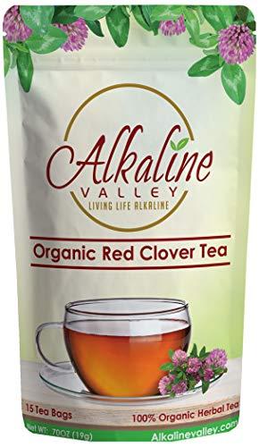 Organic Red Clover Tea - 100%...