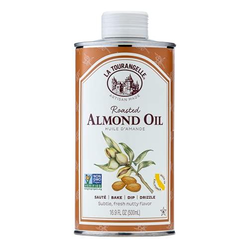 La Tourangelle, Roasted Almond Oil,...