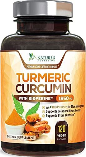Turmeric Curcumin with BioPerine...