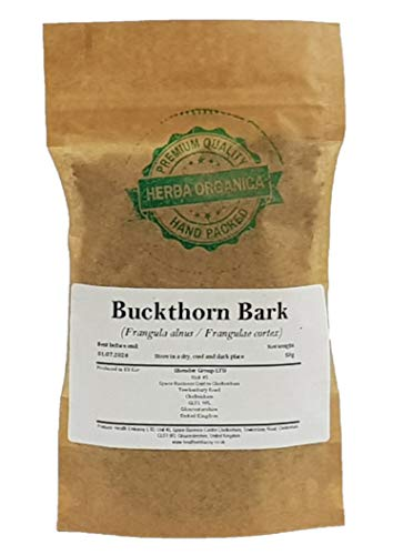 Buckthorn Bark - Frangula Alnus L #...