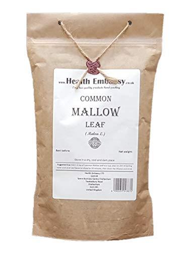 Common Mallow Leaf (Malva L. -...