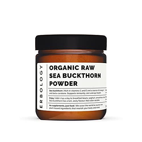 Organic Sea Buckthorn Powder 1.2 oz...
