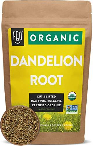 Organic Dandelion Root   Loose Tea...