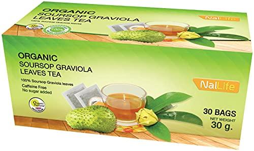 NalLife Organic Soursop Graviola...